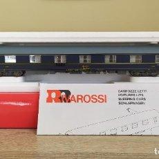 Trenes Escala: RIVAROSSI H0 COCHE CAMAS TIPO T2 WL36X-5419, DE RENFE, REFERENCIA 3685.. Lote 293646623