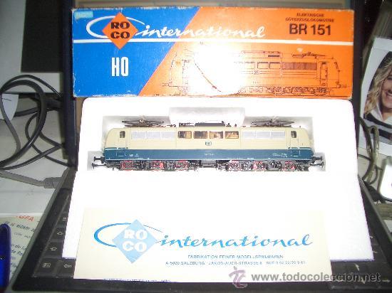 ROCO INTERNACIONAL- HO 4132- (Juguetes - Trenes a Escala H0 - Roco H0)