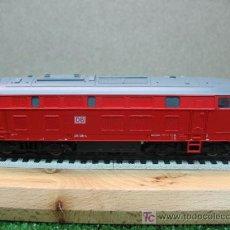 Trenes Escala: (ROCO) LOCOMOTORA ANALOGICA DE CC H0 REF: 63490. Lote 20913624