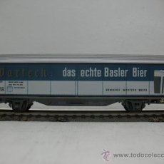 Trenes Escala: ROCO REF:4340F - VAGÓN DE MERCANCÍAS MARTECR - ESCALA H0-. Lote 28643452