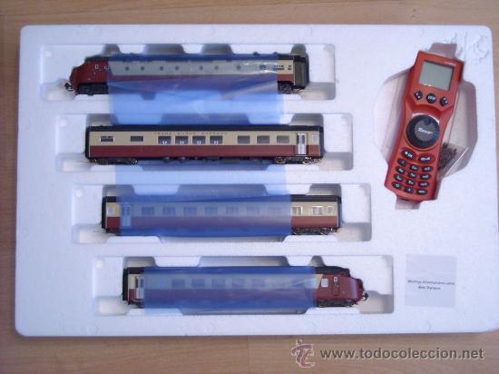 Trenes Escala: Roco H0 Startset Digital 63123 TEE Sonido loksound Multimaus Nuevo - Foto 5 - 31343155