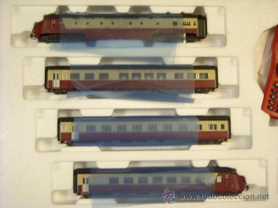 Trenes Escala: Roco H0 Startset Digital 63123 TEE Sonido loksound Multimaus Nuevo - Foto 3 - 31343155