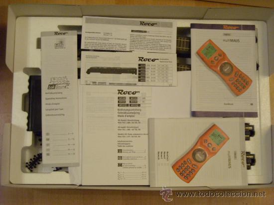 Trenes Escala: Roco H0 Startset Digital 63123 TEE Sonido loksound Multimaus Nuevo - Foto 6 - 31343155