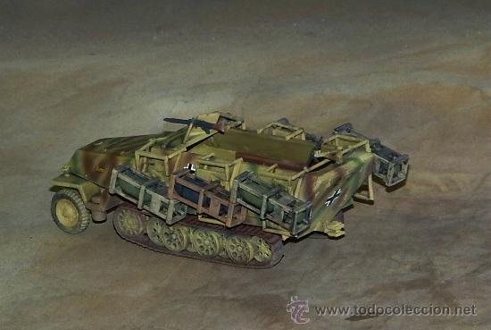 Trenes Escala: Trident 251/1 Ausf. D, Stuka zu Fuss - Foto 2 - 32761221