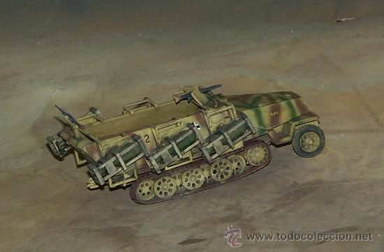 Trenes Escala: Trident 251/1 Ausf. D, Stuka zu Fuss - Foto 4 - 32761221