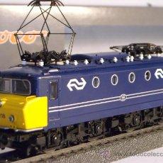 Trenes Escala: LOCOMOTORA ELECTRICA H0 68582 NS 1118 ROCO DIGITAL AC PARA MARKLIN NUEVA. Lote 39395476