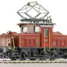 Trenes Escala: ROCO DIGITAL ESCALA H0 1/87 REF 68667 LOCOMOTORA ELECTRICA EE 3/3 DE LA SBB PARA MARKLIN NUEVA. Lote 34925548