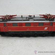 Trenes Escala: ROCO - LOCOMOTORA ELÉCTRICA DE LA OBB CON CORRIENTE CONTINUA - ESCALA H0. Lote 35502374