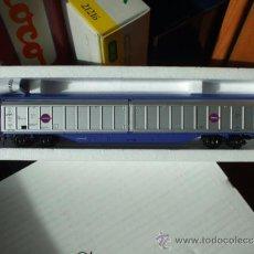Trenes Escala: VAGÓN BRITISH RAILWAYS 279 5 351-7 / TRANSFESA - ROCO 46814 - REINO UNIDO - TREN. Lote 36716594