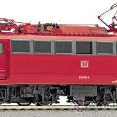 Trenes Escala: ROCO DIGITAL AC REF 68353 LOCOMOTORA ELECTRICA BR 110 DE LA DB NUEVA. Lote 37986386