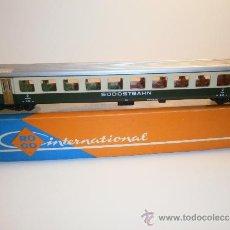 Trenes Escala: COCHE DE PASAJEROS 2ª CLASE, SUIZO, SÜDOSTBAHN, DE ROCO, HO, REF. 4239C .. Lote 38221407