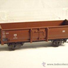 Trenes Escala: ROCO ESCALA H0 1:87 VAGON MERCANCIAS ABIERTO DE LA DB. Lote 39188934