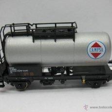 Roco Ref: 47775 - Vagón cisterna Campsa Renfe - Escala H0