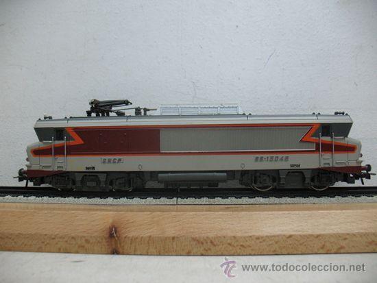 ROCO -LOCOMOTORA ELECTRICA BB-15046 -DE LA SNCF -ESCALA HO-DC (Juguetes - Trenes a Escala H0 - Roco H0)
