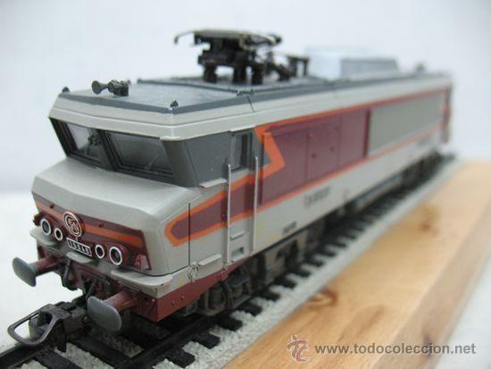 Trenes Escala: Roco -locomotora electrica BB-15046 -de la SNCF -Escala Ho-Dc - Foto 2 - 58126184