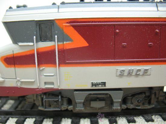Trenes Escala: Roco -locomotora electrica BB-15046 -de la SNCF -Escala Ho-Dc - Foto 4 - 58126184