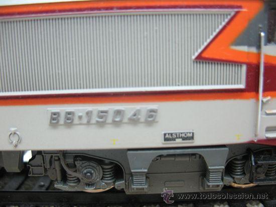 Trenes Escala: Roco -locomotora electrica BB-15046 -de la SNCF -Escala Ho-Dc - Foto 5 - 58126184