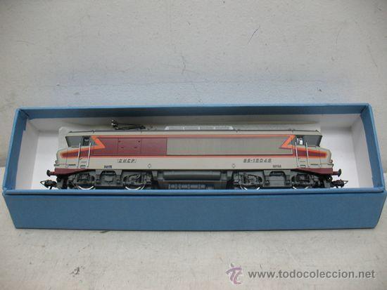 Trenes Escala: Roco -locomotora electrica BB-15046 -de la SNCF -Escala Ho-Dc - Foto 8 - 58126184