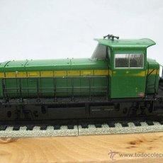 Trenes Escala: LOCOMOTORA DIESEL ,ESCALA HO,DC. Lote 108893224