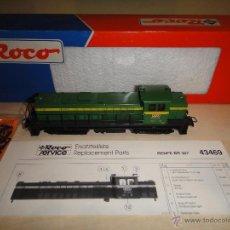 Trenes Escala: LOCOMOTORA ROCO H0. Lote 46349111