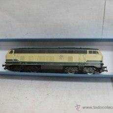 Trenes Escala: ROCO - LOCOMOTORA DIESEL DE CORRIENTE CONTINUA DE LA DB - ESCALA H0. Lote 134372951