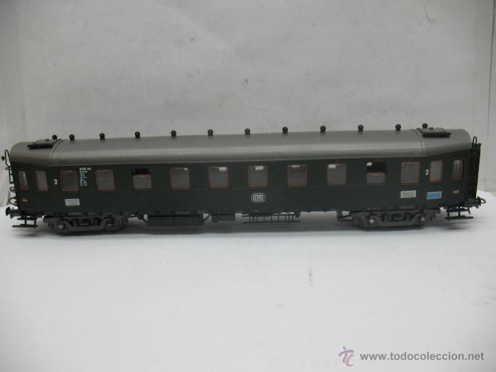 ROCO - COCHE DE PASAJEROS DE LA DB 16036 - ESCALA H0 (Juguetes - Trenes a Escala H0 - Roco H0)