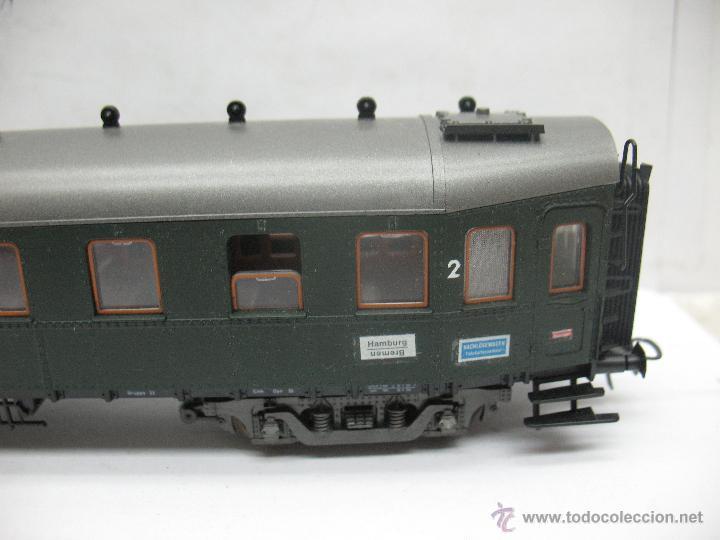 Trenes Escala: Roco - Coche de pasajeros de la DB 16036 - Escala H0 - Foto 3 - 52533425