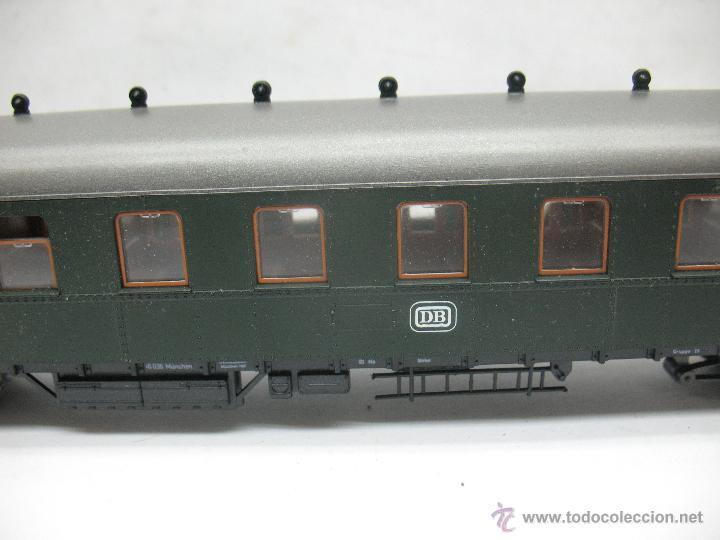Trenes Escala: Roco - Coche de pasajeros de la DB 16036 - Escala H0 - Foto 4 - 52533425