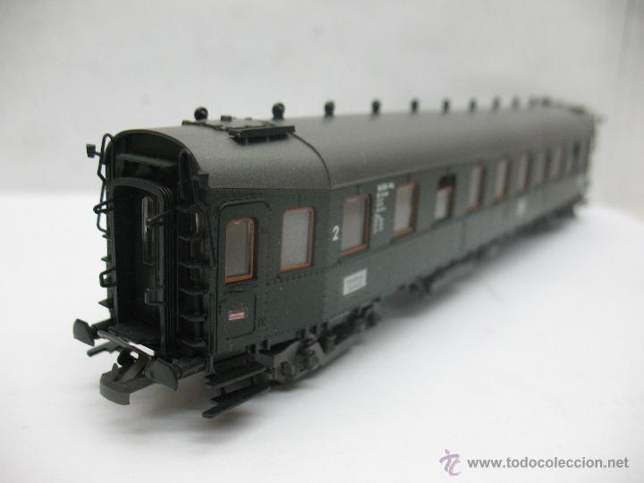 Trenes Escala: Roco - Coche de pasajeros de la DB 16036 - Escala H0 - Foto 7 - 52533425