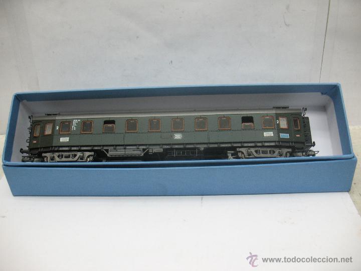 Trenes Escala: Roco - Coche de pasajeros de la DB 16036 - Escala H0 - Foto 9 - 52533425