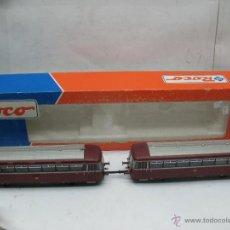 Trenes Escala: ROCO REF: 63026 - AUTOMOTOR DE LA DB CORRIENTE CONTINUA DIGITAL - ESCALA H0. Lote 53971820