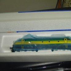 Trenes Escala: ROCO H0. LOCOMOTORA DIESEL BELGA 69963 C/A.DIGITAL Y SONIDO. Lote 55788308