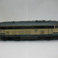 Trenes Escala: ROCO - LOCOMOTORA DIESEL DE LA DB 215 033-2 CORRIENTE CONTINUA - ESCALA H0. Lote 57505123