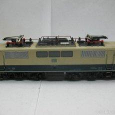 Trenes Escala: ROCO - LOCOMOTORA ELÉCTRICA DE LA DB 111 009-7 CORRIENTE CONTINUA - ESCALA H0. Lote 57799569