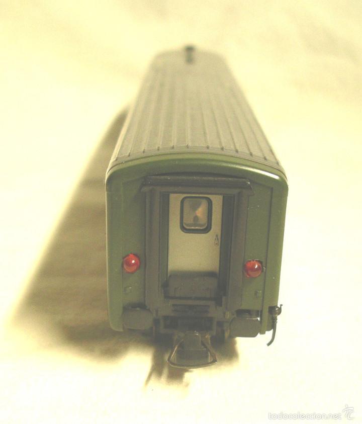 Trenes Escala: Vagon Pasajeros con luz - Foto 2 - 58108885