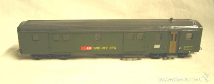 Trenes Escala: Vagon Pasajeros con luz - Foto 3 - 58108885