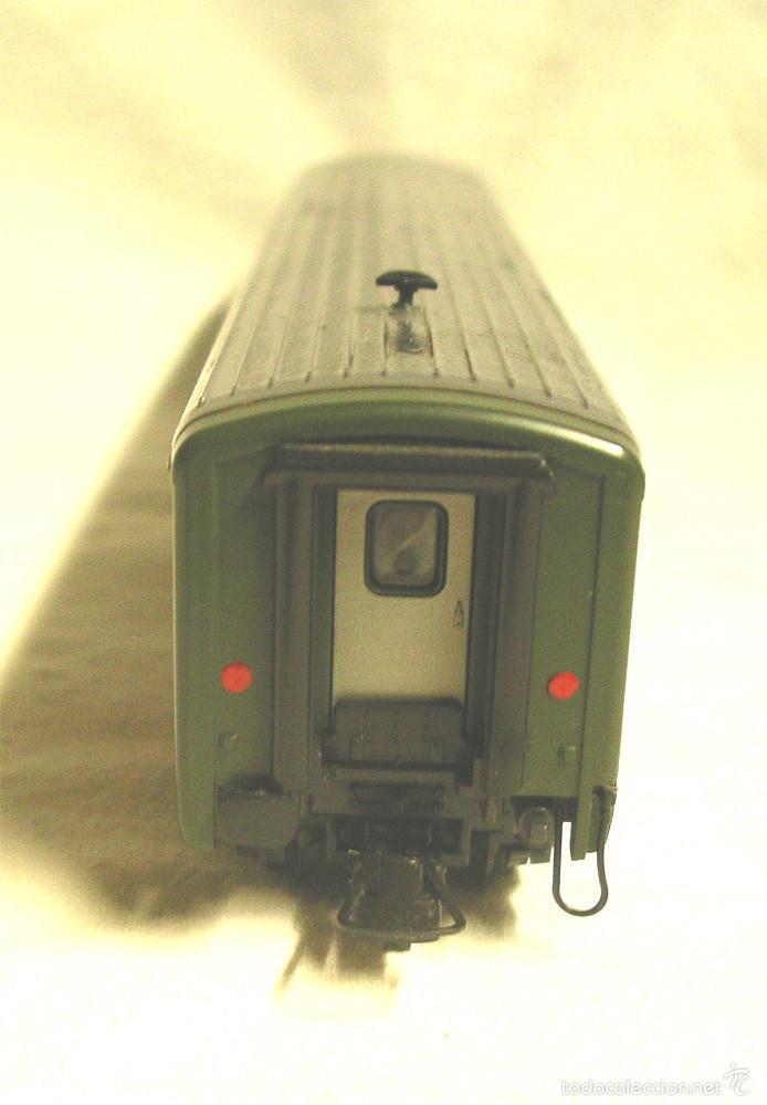 Trenes Escala: Vagon Pasajeros con luz - Foto 4 - 58108885