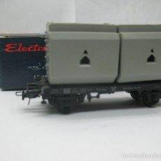 Roco - Vagón de mercancías abierto con carga carbón - Escala H0