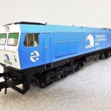 Trenes Escala: ROCO 69969 LOCOMOTORA RENFE 319 ALTERNA-DIGITAL-SONIDO. Lote 60690775