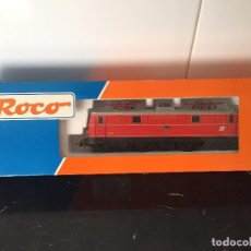 Trenes Escala: ¡¡OFERTA!! LOCOMOTORA ELÉCTRICA BR 1141.05 / ÖBB ROCO REF 43963. Lote 62312080