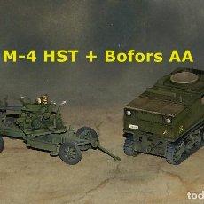 Trenes Escala: M4 HST + BOFORS AA ESPAÑOLES. Lote 67019262