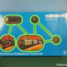 Trenes Escala: SET-MARKLIN-H0-SET-REF-2920-MUY BUEN ESTADO,COMO NUEVO. Lote 68962097