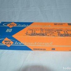 Trenes Escala: LOCOMOTORA BR V215 DE LA DB. H0. ROCO. ROMANJUGUETESYMAS.. Lote 69388177