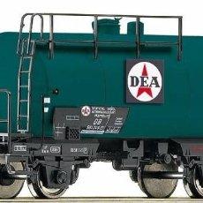 Trenes Escala: ROCO 66834 VAGÓN CISTERNA DEA DE LA DB. Lote 71564383