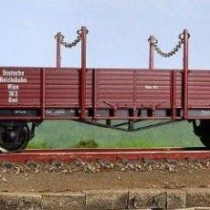 Trenes Escala: ROCO 66825 VAGÓN DGR DE MERCANCIAS ABIERTO.. Lote 71926403
