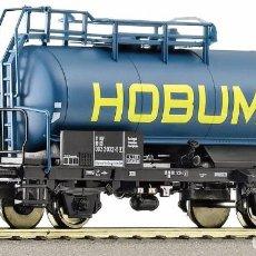 Trenes Escala: ROCO 66767 VAGÓN CISTERNA HOBUM DE LA DB. Lote 71926979