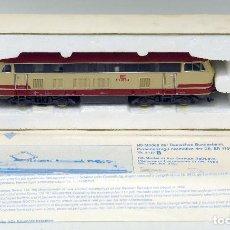 Trenes Escala: LOCOMOTORA ROCO DB V 215 DIESEL H0 CON CAJA REF 4151 FUNCIONA. Lote 75214003