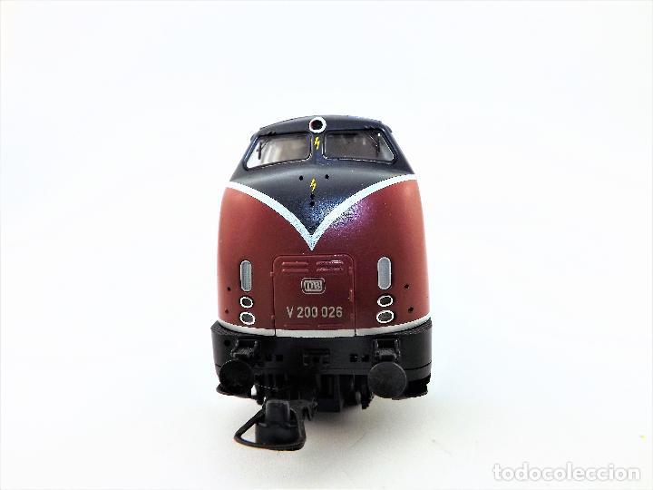 ROCO 69935 LOCOMOTORA V200 ALTERNA DIGITAL (Juguetes - Trenes a Escala H0 - Roco H0)