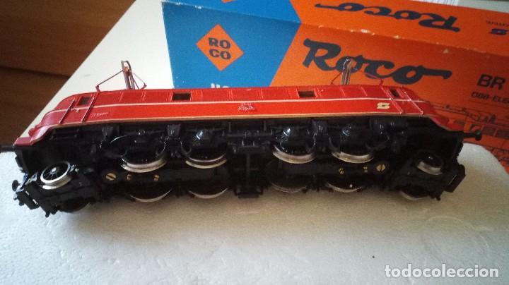 Trenes Escala: Locomotora obb BR 1018 referencia 04141E ROCO - Foto 3 - 81936136