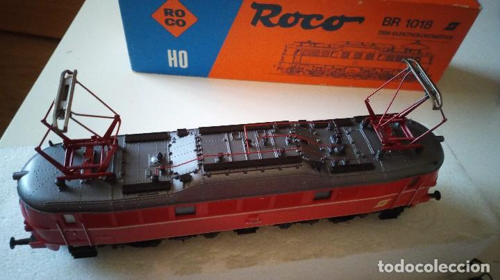 Trenes Escala: Locomotora obb BR 1018 referencia 04141E ROCO - Foto 5 - 81936136